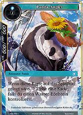 Panda-Angler