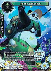 Panda-Reisender