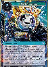 Panda-Taucher