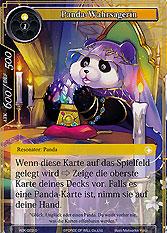 Panda-Wahrsagerin