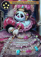 Rosenquarz, Pandakönigin...