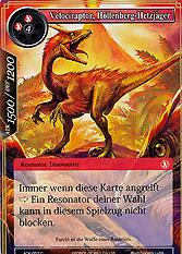 Velociraptor, Höllenberg...