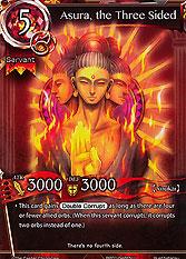 Asura, the Three Sided