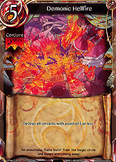 Demonic Hellfire