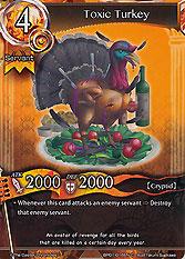Toxic Turkey