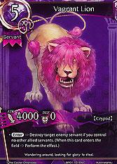 Vagrant Lion