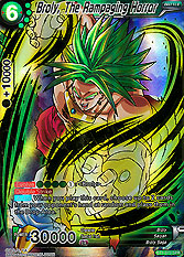 Broly, The Rampaging H...