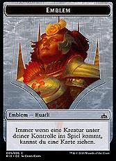 Emblem - Huatli