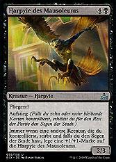 Harpyie des Mausoleums