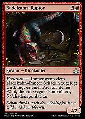Nadelzahn-Raptor