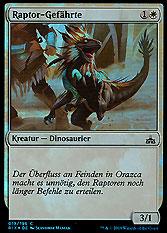 Raptor-Gefährte