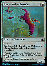 Sonnenfeder-Pterodon