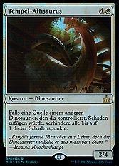 Tempel-Altisaurus