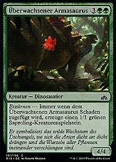 Überwachsener Armasaurus