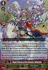 Flower Princess of Fou...