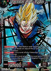 Repeated Force Vegito