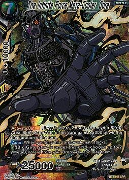 The Infinite Force Meta-Cooler Core