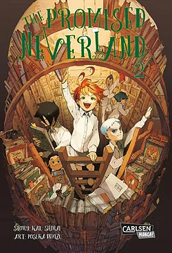 Band 2 The Promised Neverland Band 2 German | Unlimited