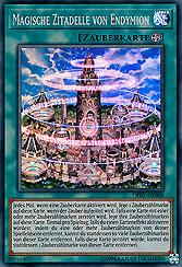 Magische Zitadelle von Endymion