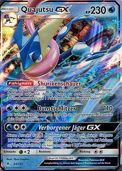 Quajutsu GX