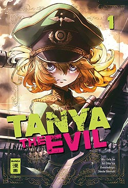 Band 1 Tanya the Evil Band 1 German | Unlimited