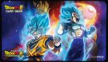 August 2018 Vegeta Goku and Broly English | Unlimited