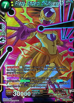 Frieza, Emperor of Universe 7