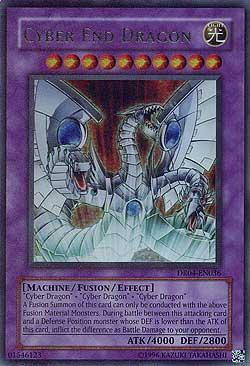Cyber End Dragon Dark Cyber End Dragon
