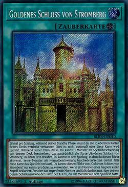 Goldenes Schloss von Stromberg
