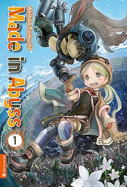 Band 1 Made in Abyss Band 1 German | Unlimited