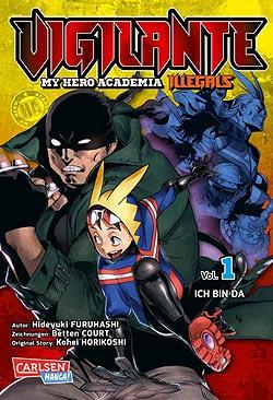 Band 1 Vigilante - My Hero Academia Illegals Band 1 German | Unlimited