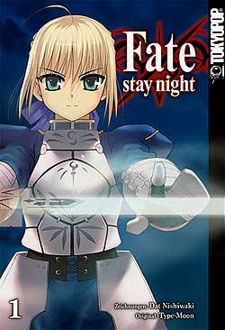 Sammelband 1 Fate stay night Sammelband 1 German | Unlimited