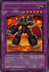 Elementarheld Rampart Blaster