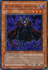 Destiny Hero - Doom Lord