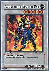 Gaia-Ritter, die Kraft der Erde