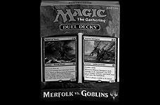 Release: 10. November 2017 Duel Decks Merfolk vs. Goblins English | Unlimited