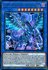 Blauäugiger Chaosdrache