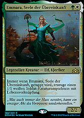 Emmara, Seele der Übereinkunft