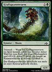 Kraftsporenwurm