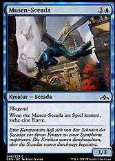 Musen-Sceada