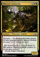 Rhizom-Schlurfer