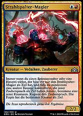 Strahlspalter-Magier