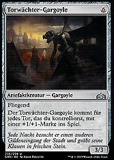 Torwächter-Gargoyle