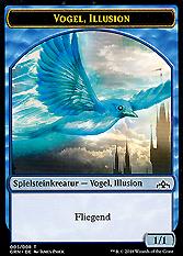 Vogel, Illusion