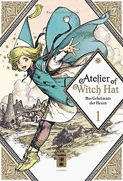 Band 1 Atelier of Witch Hat Band 1 German | Unlimited