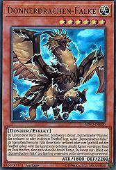 Donnerdrachen-Falke