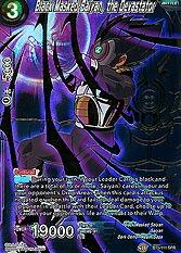 Black Masked Saiyan, t...