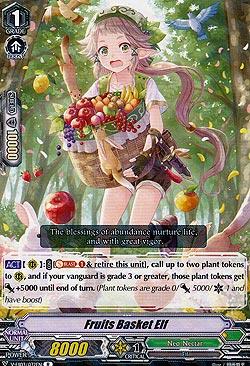 Fruits Basket Elf