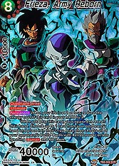 Frieza, Army Reborn
