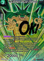Newfound Power Porunga...